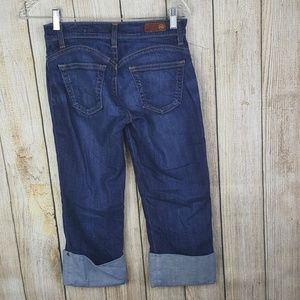 AG Adriano Goldschmied Jeans Womens Shorty Size 27